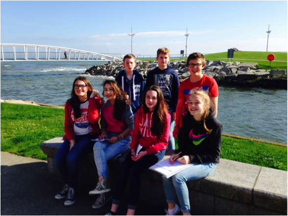 Year 10 Tourism Survey in Newcastle, County Down